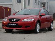 Nuomojamas Mazda 6